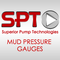 SPT Mud Pressure Gauges