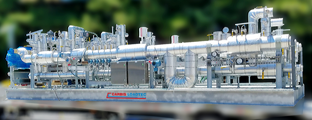 LNG & Chemical Loading Arms – Meter Skids